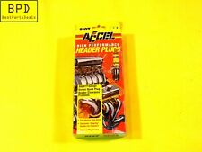 8 Pieces Pack Resistor Header Shorty Spark Plug 14mm - .375 In Reach ACCEL 8197