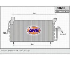 Kondensator Klimaanlage Klimakühler FORD Escort IV ALL AHE  53662