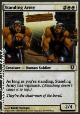 4x standing ARMY // Presque comme neuf // Unhinged // Engl. // Magic the Gathering
