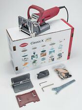 Nutfräsmaschine Classic X Lamello im Karton Fräsmaschine Fräsen 101600DKOM