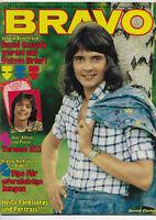 BRAVO Nr.13 vom 21.3.1974 Bernd Clüver, Doobie Brothers, Pointer Sisters, Can...