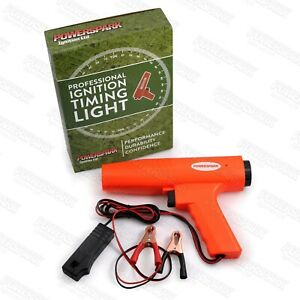 Powerspark TL100 Ignition Strobe Timing Light Lamp 6 and 12 volt Compatible