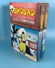 Sindbad - Komplettbox - Alle 42 Folge - DVD Film Box
