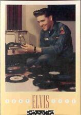 (iq2) Postcard, Elvis Presley: Army Life