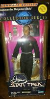 "9"" Commander Benjamin Sisko Action Figure Star Trek Edition -- see photo #2"