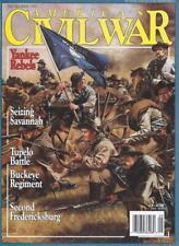 CIVIL WAR MAGAZINE LOT CIVIL WAR TIMES AMERICA'S CIVIL WAR