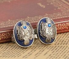 The Vampire Diaries Vintage Damon/Stefan Salvatore Sun Family Crest Rings JH