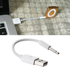 USB ADATTATORE CAVO JACK 3,5 MM MP4 IPOD 1ST 2ND GENERATION LETTORE MP3 fh