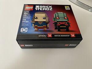 LEGO SDCC Brickheadz Exclusive 41496 - Supergirl - Martian manhunter #0611