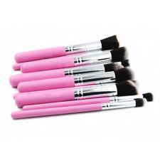 10pcs Pro Makeup Brushes Kabuki Foundation Blending Brush Blush Tool Kit