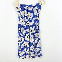 Details about  /Anthropologie Leifsdottir Lacebloom Green Floral Fit and Flare Dress Size 2