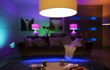 Philips Hue White and Color Ambiance 2nd Generation A19 60W Equivalent Dim..