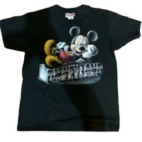 Mickey Mouse T-Shirt Disneyland Resort Walt Disney World Size M By Disney NWOT