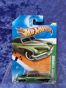 Hot Wheels 2011 Treasure Hunt 1/15 MOC Tucker Torpedo