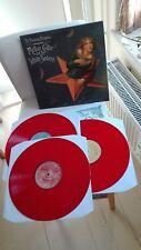 SMASHING PUMPKINS unnumbered red Vinyl 3LP Mellon Collie &The Infinite Sadness
