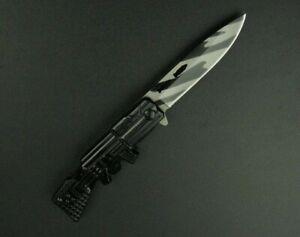 AK47 Folding Knife Pocket Knives Camping Hunting Fishing Survival Tactical