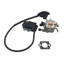 Carburetor And Ignition Coil Module For STIHL FS120 FS200 FS250 FS300 FS350