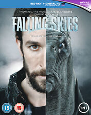 Falling Skies - Season 5 [2016] [Region Free] (Blu-ray)