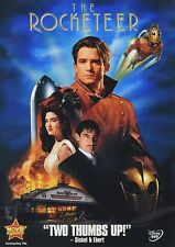 NEW DVD- DISNEY CLASSIC- THE ROCKETEER - ALAN ARKIN, PAUL SORVINO, BILL CAMPBELL