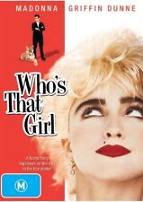 Who's That Girl (DVD, 2017)