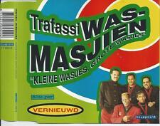 TRAFASSI - Wasmasjien (kleine wasjes, grote wasjes) CDM 6TR 1995 (BLUEPRINT)