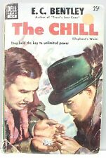 THE CHILL (ELEPHANT'S WORK) by E. C. Bentley vintage pb 1953 gc