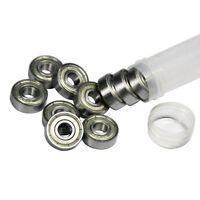 10pcs Ball Bearings 608ZZ 8x22x7mm carbon steel Reprap Prusa Mendel 3D printer