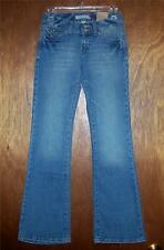AEROPOSTALE JUNIORS/LADIES HAILEY SKINNY FLARE JEANS SZ 00 R