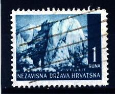 CROATIA - CROAZIA - 1941-1942 - Massiccio Velebit