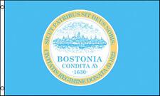 3x5 ft. City Of Boston Flag/Banner/Sign Same Day Ship