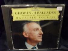 Chopin - 4 Ballades -Maurizio Pollini