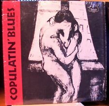Copulatin' Blues LP Variuos Artists
