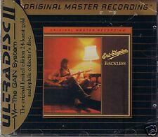 Clapton, ERIC Backless MFSL Gold CD neuf emballage d'origine sealed