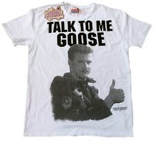 FAMOUS FOREVER Official TOP GUN Talk to me GOOSE 80'er Kult Movie T-Shirt XL