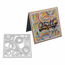 Background Metal Cutting Dies Stencil DIY Scrapbooking Album Stamp Paper Card