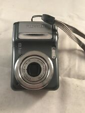 Fujifilm FinePix A Series A860 8.1MP Digital Camera - Gun metal