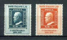 s6802) ITALIA-ITALY REP. 1959 MNH**  Cent. Sicilia 2v stamps on stamps