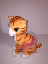 """Barbie Calico Cat 11"""" 2006 Stuffed Eletronic Toy Tested Great Authentic Mattel"""