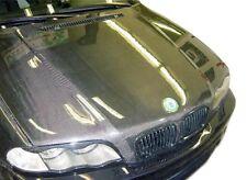 99-01 BMW 3 Series E46 4DR Carbon Fiber OE Hood 1pc Body Kit 102590