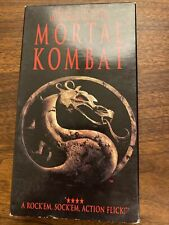 Mortal Kombat (VHS, 1995)