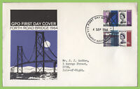 G.B. 1964 Forth Road Bridge set on GPO First Day Cover, Bureau London