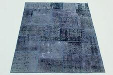moderne Patchwork délavé PERSAN TAPIS tapis d'Orient 1,76 X1, 38
