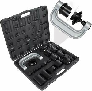 Master Ball Joint Press U-Joint Puller Installing Removal Service Adapter Kit GM
