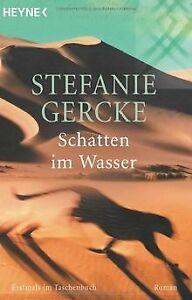 Schatten im Wasser: Roman von Gercke, Stefanie   Buch   Zustand gut