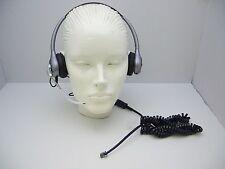 Plantronics H361 Headset for Polycom Avaya Nortel Toshiba NEC Aspire Hybrex 3Com