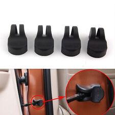 4x Door Stopper Buckle Protection Cover Rustproof Waterproof For Sportage K5 K3S