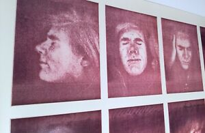 Andy Warhol Xerographic Self Portraits 1969 / Poster