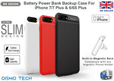 Remax WK Power Bank Phone Back Cover Case For iPhone 7/6S Plus