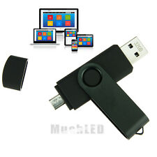 32GB Micro USB/USB 2.0 Flash Pen Drive Memory Stick for OTG Smart phone Tablet