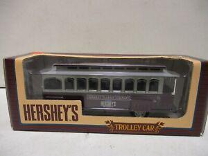 1994 Ertl Hershey's Trolley Car 1/43